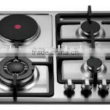 GSN59-1 kitchen equipment 4 burner table top gas cooker gas stove