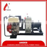 Andes 1~8T Portable Winch,Gasoline Powered Winch,Gasoline Winch                                                                         Quality Choice