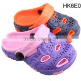 Kids Breathable Holiday Footwear Slip-on EVA Injection Garden Sandals Shoes EVA Clogs