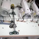Reasonable wig scalp weaving machine price/lace hair wig making sewing machine