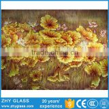 Fusing Art Glass Wall Hanging Glass Painting