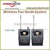 Wireless tour guide system WTS-400