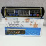 YK-283 double digital lock temperature controller with fan control/ manual defrosting/ mist glass door