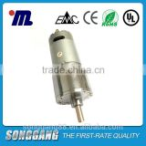 DC Brushless Motor DC Gear Motor DC Permanent Magnet DC Motor SGB-42RH83I (2) For Winding Machine Electric Cars Wheelchair