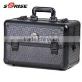2016 Sunrise Beauty Design Hard Side Cosmetic Case Aluminum Cosmetic Case                                                                         Quality Choice