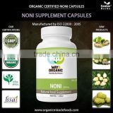 The Top Quality Noni Fruit powder capsules For Bulk Export