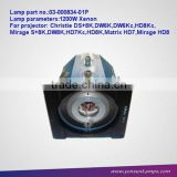 03-000834-01P projector lamp for Christie DW6Kc,HD8Kc projectors