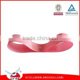 Wholesale Elegant solid color balloon satin ribbon
