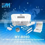 MY-B09D series BEST! 7 in 1 Bio treatment machine/ home facial equipment/equipment for aesthetic used(CE Certificate)