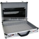Hight quality aluminum briefcase - aluminum attache case - aluminum carrying case(XY-826)
