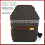 DSLR backpack canvas New Design fishing chair backpack