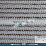 2014 Manufacturers supply low price Stainless Steel Spiral Wire Conveyor Belt Mesh