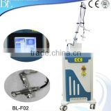 Sun Damage Recovery Clinic CO2 Fractional 100um-2000um Laser Equipment For Scar Remove Skin Care