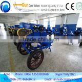 Big capacity sugarcane leaves peeling machine