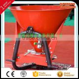 Professional farm machine agricultural tractor mounted heavy duty fertilizer spreader with ISO9001
