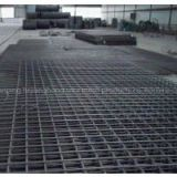 10mm Steel Bar Welded Wire Mesh Reinforcing Concrete Panel 6.2 X 2.4 M Size