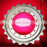 Excavator spare parts driving wheel with long-use life