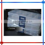 Empty Storage Case Box 10 Cells for Nail Art Tips Gems