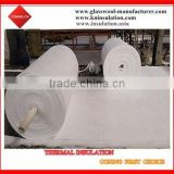 Ceramic Fiber Blanket / Good Flexibility and Strength / Sound AcousticCeramic Fiber blanket manufacturer-supplier China