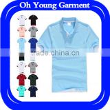 New men's polo shirt cheap men's cotton polyester Polo shirt short-sleeved shirt