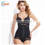 HSZ-030 Waist shaper Women's Waist Trainer Belt slim lift body shaper etreme Power Belt Hot Slimming Thermo Shaper munafie panty