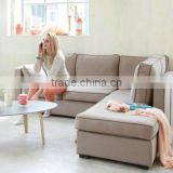 lounge removable cover corner sofa/sofa cover