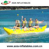 Hot Sale Infaltable Dragon Boat Inflatable Water Banana Boat For Summer Club