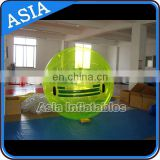 Gaint Walk on Water Ball for Kids & Adult PVC Material with color strip for Inflatable Pool float Toys in Water Games