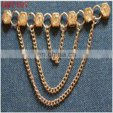 decorative metal chain