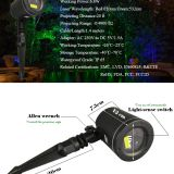 IP65 RG Christmas Laser light Holiday laser light Outdoor laser light