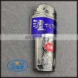 Wholesale cheap chinese style custom aluminum wine brand