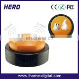 OEM logo support buzzer music box as gift for kids talking books plush toy voice recording module for promotion