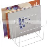 Wholesale factory direc sale high quality acrylic desktop file sorter