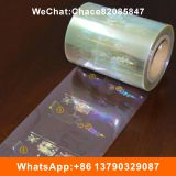 Transparent Security Hologram Hot Stamping Foil