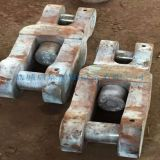 swivel shackle type a AND b /anchor shackle/ kenter shackle for marine