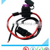 hot sale factory auto inline ANL electronic waterproof cover fuse holder with battery plug                                                                                                         Supplier's Choice