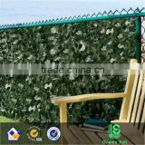 4' *12' Artificial Faux Ivy Leaf grass Privacy Fence Screen Decoration Panels Windscreen Patio                                                                         Quality Choice