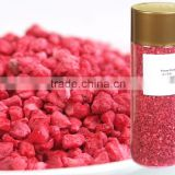 Freeze Dried Raspberry 2-6MM