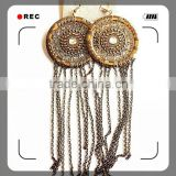 alloy jewelry copper brass plating gold silver rhodium fashion earring designs new model earrings