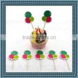 Hot selling Cupcake Topper Picks for Cupcake