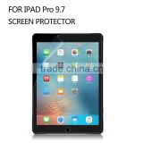 Newest 9H 0.3mm 2.5D anti shock and reflective tempered glass screen protector film for ipad pro 9.7                                                                         Quality Choice