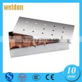 WELDON SS304 BBQ Thick Gauge Stainless Steel Smoker Box                                                                         Quality Choice