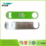 Blade Bottle Opener Promotion Bottle Opener Bar Blade With Vinyl Cover Speed Bottle Opener                                                                         Quality Choice