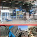Multi-function Flyash Hollow Block Machinery/ Automatic Concrete Paver Brick Making Machine in Middle East