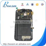 For galaxy note 2 lcd with digitizer,clone display for samsung note 2 n7100 lcd touch screen
