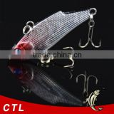 5.5cm, 10g VIB vibration fishing lures hard plastic fishing lures fishing lures supplier