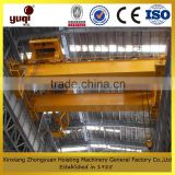 drawing customized double girder overhead crane with ac motor