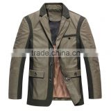 2014 new business middle-aged and old men's suit jacket and mens coat