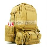 50L 3D Tactical Military Outdoor Rucksacks Backpack Camping Mountaineering Bag 11