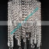 Crystal Paypal Bean Lamp Modern Wall Sconce Chandelier Wall Lamp Wedding Light Fixture CZ003/2